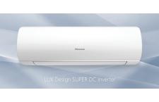 Hisense AS-10UW4SVETS10 ( LUX Design SUPER DC inverter)