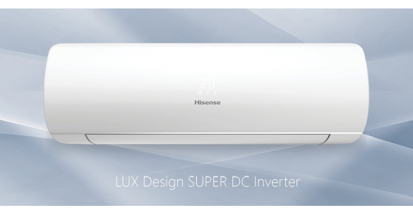 Hisense AS-10UW4SVETS10 ( LUX Design SUPER DC inverter)
