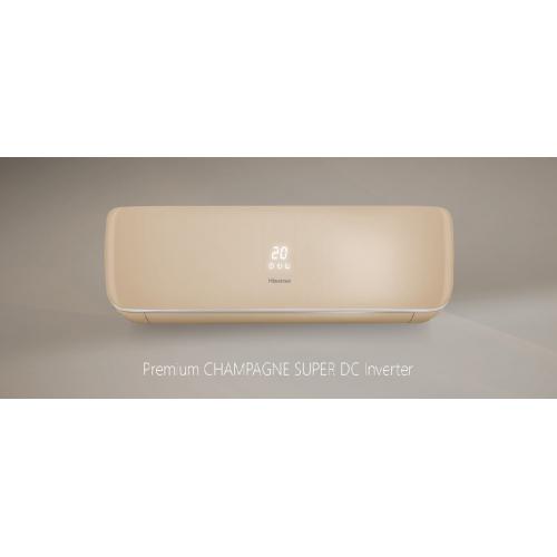 Hisense AS-13UW4SVETG157G( Premium CHAMPAGNE SUPER DC Inverter)