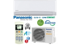 Panasonic Compact Inverter CS-TZ20TKEW/CU-TZ20TKE