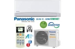 Panasonic Compact Inverter CS-TZ35TKEW/CU-TZ35TKE